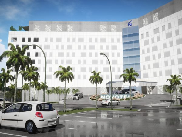 Hôtel NOVOTEL Convention And Spa (Opening January 2020) 5 étoiles