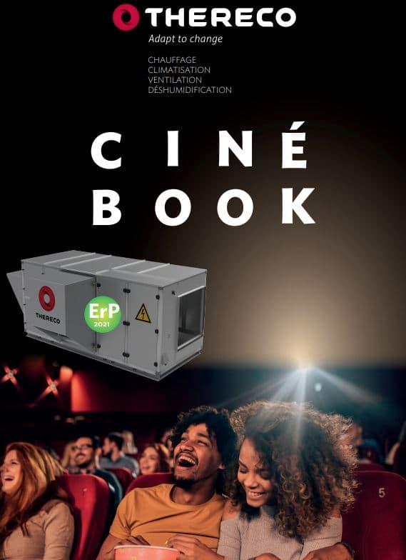 THERECO LE SPECIALISTE EUROPEEN DU CINEMA : LE CINEBOOK III EST DISPO